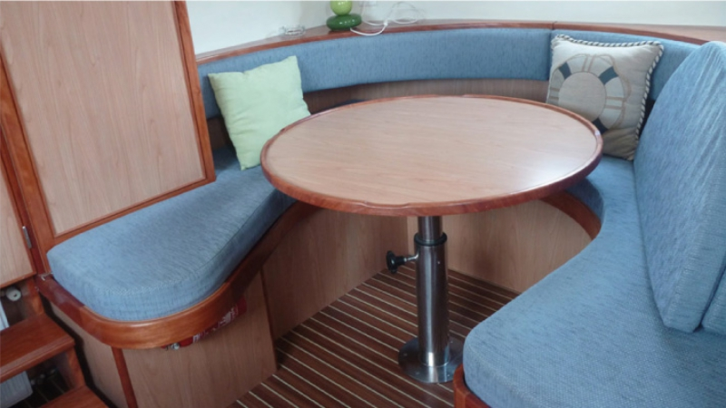 Penichette 1022 FB - Rear Lounge