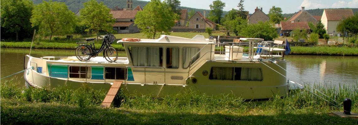 Fluss Boating Holidays auf Pénichette 1165 FB Schieber 2
